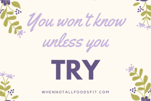 You won't know unless you try